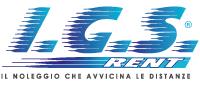 IGS Rent | Noleggio Automobili, Furgoni e Camper Logo