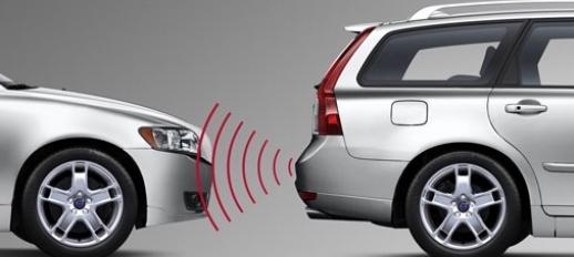 sensori di parcheggio auto