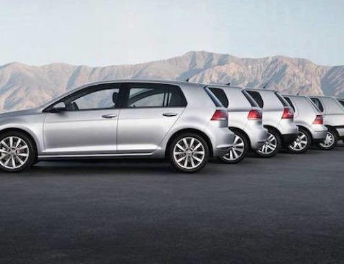 Volkswagen Golf: 40 anni di storia