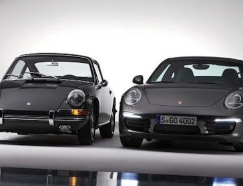 Porsche 911: 56 anni di storia