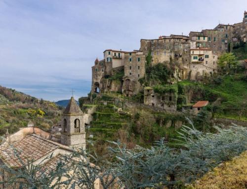 Liguria: le strade panoramiche più belle da percorrere in moto o in auto